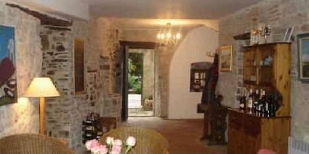 Maison au Puits Le salon