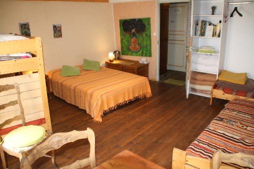Chambre d'hote Alpes Maritimes - Chambre Familiale