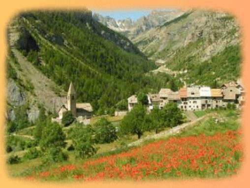 Chambre d'hote Alpes Maritimes - Saint Dalmas le Selvage