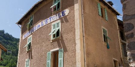 Maison de l'Etoile Façade de la maison