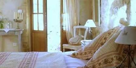 Maison des Cerises La chambre au grand lit