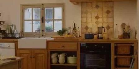 Maison des Cerises La cuisine