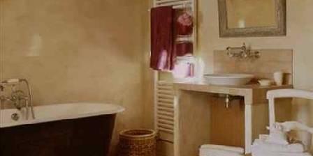 Maison des Cerises La salle de bain