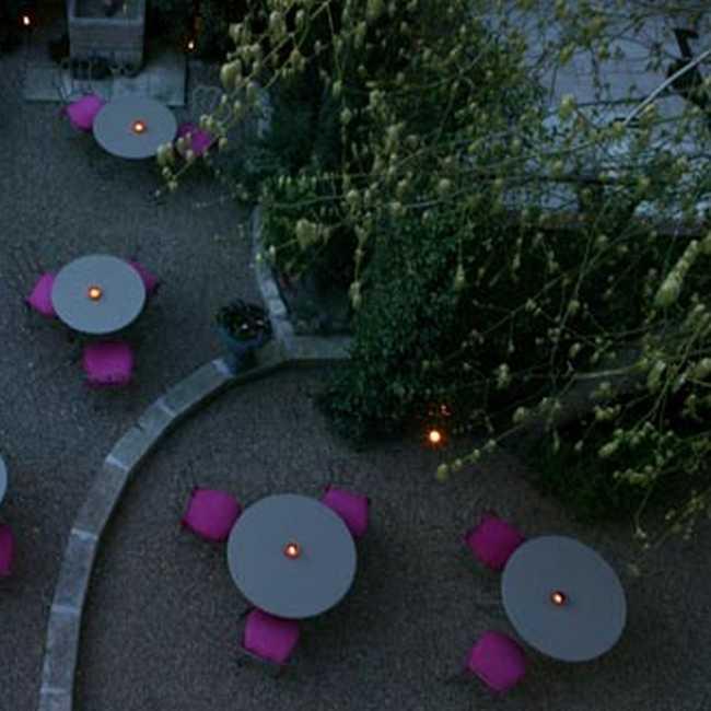 Chambre d'hote Bouches du Rhône - Le jardin