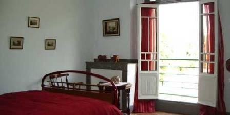 Maison Esmeralda Chambre l'Orchidée