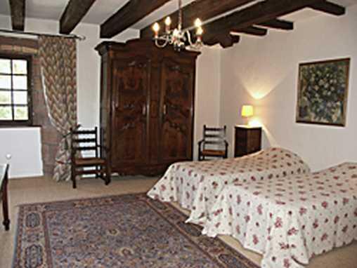 Chambre d'hote Corrèze - La Grande Chambre