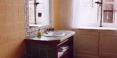 Maison Sainte Barbe Une salle de bain