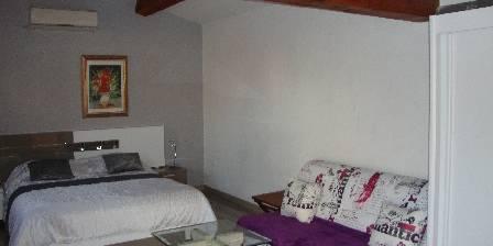 Maison Soleil Bleu Chambre double supérieure Alyson