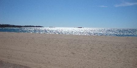 Maison Soleil Bleu La plage
