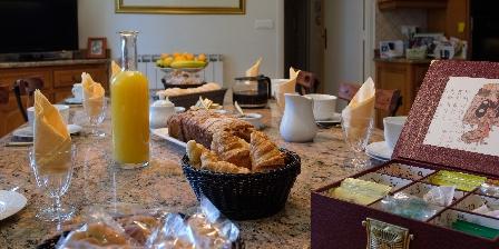 Domaine de Malouzies Breakfast at Domaine de Malouziès