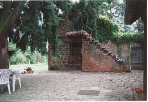 Chambre d'hote Loire - Le patio
