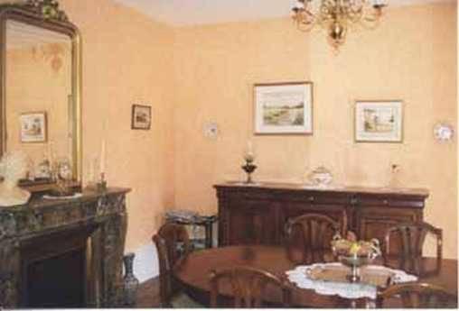 Chambre d'hote Loire - La salle à manger