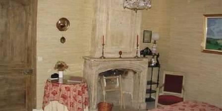 Manoir de Crépon Suite Directoire 1ère chambre