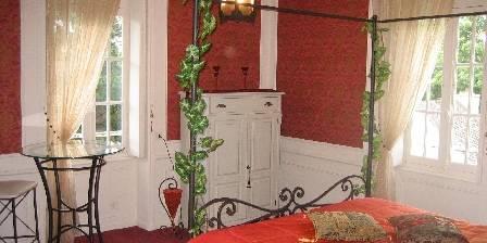 Manoir de Ker-Huella La chambre Asyadé