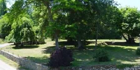 Manoir de Kercadic Le parc du manoir