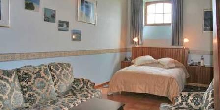 Chambre d'hotes Manoir de Kercadic > La chambre Bleue