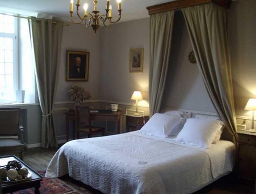 Chambre d 39 hote manoir de la baronnie chambre d 39 hote ille for Chambre d agriculture ille et vilaine
