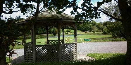 Manoir de la Foulerie Le parc