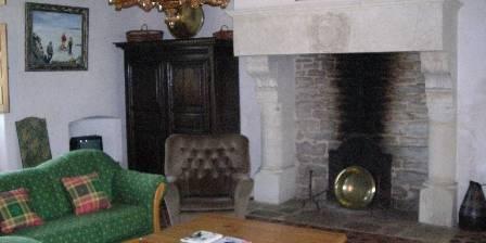 Manoir de la Foulerie La salle de réception