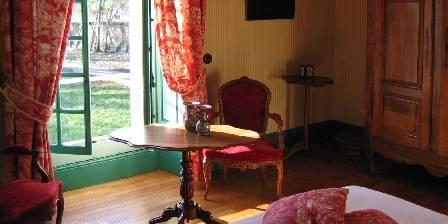 Le Manoir de Tarperon La chambre Rouge
