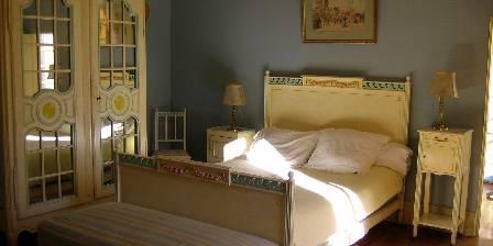 Le Manoir de Tarperon La chambre Jaune