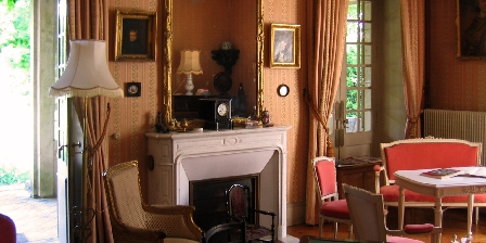 Le Manoir de Tarperon Le salon