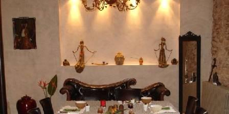 Domaine de Marseillens Salon petits dejeuners