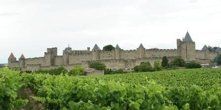 Domaine de Marseillens La cité médiévale