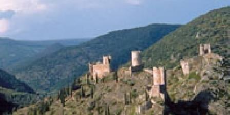 Domaine de Marseillens Cathar castels