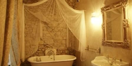 Domaine de Marseillens Salle de bain la cathare