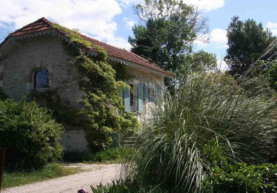Chambre d'hote Bouches du Rhône - La Martellière