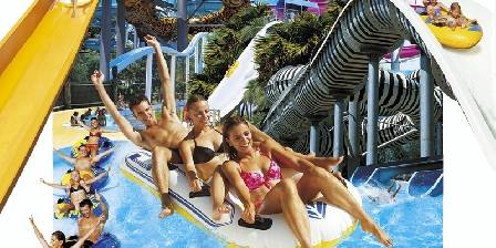 Aqualand Saint Cyprien
