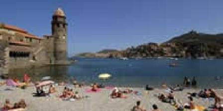 Collioure et le ch�teau Royal