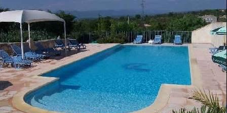 Gite Mas de la Bastide > La piscine chauffée