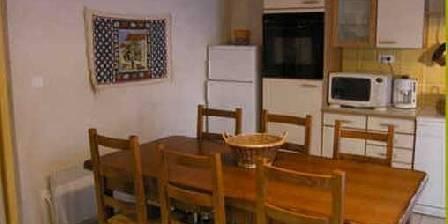 Mas de la Bastide Le gîte Vigne et sa cuisine