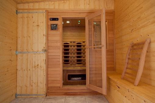 Chambre d'hote Pyrénées-Orientales - sauna