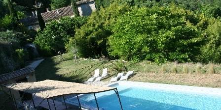 Mas de la Madeleine Maison,jardin et piscine