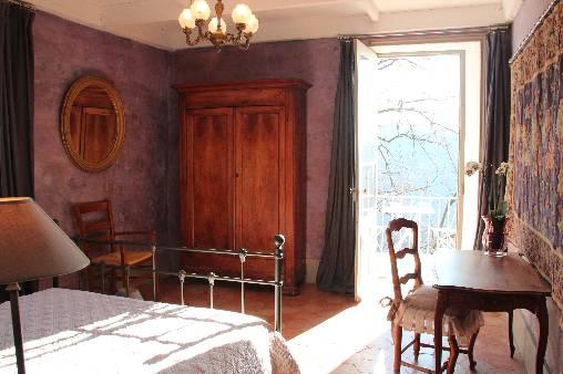 Chambre d'hote Ardèche - La chambre Capucine