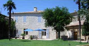 Chambres d'hotes Gard, Rodilhan (30230 Gard), 4 Epis Gites De France, 3 Soleils B And B....