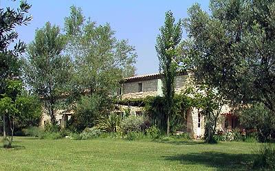 Chambres d'hotes Bouches du Rhône, Maussane les Alpilles (13520 Bouches du Rhône)....
