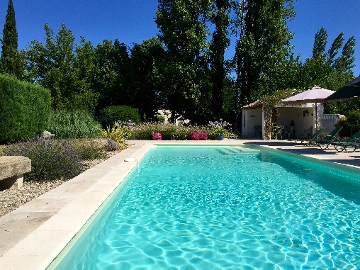bed & breakfast Vaucluse - Pool