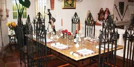 Au Mas d'Azur La table d'hôtes