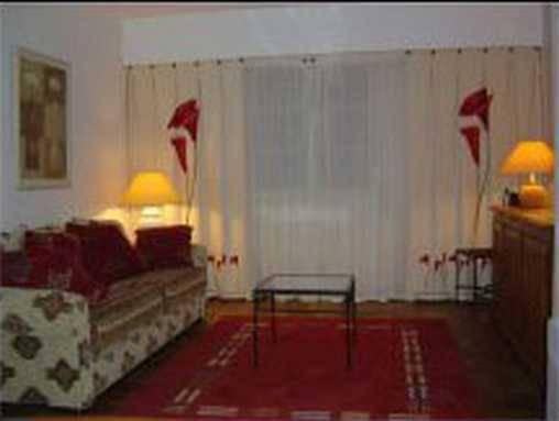 Le salon de la suite