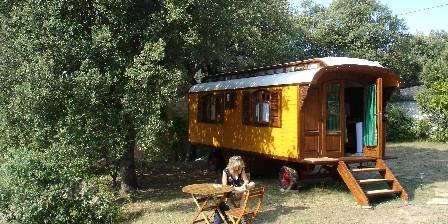 Mas du Tracol The gipsy caravan