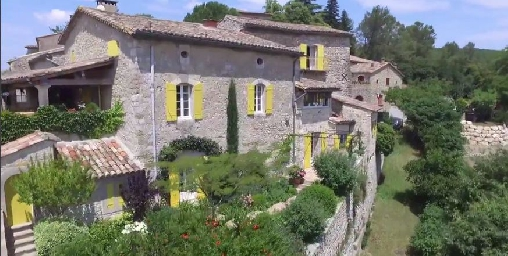 Bed & breakfasts Gard, from 75 €/Nuit. House/Villa, Saint Just et Vacquieres (30580 Gard), Charm, Luxury, Guest Table, Swimming Pool, Garden, Net, Air-Conditioning, 4 Double Bedroom(s), 1 Suite(s), 14 Maximum People, L...