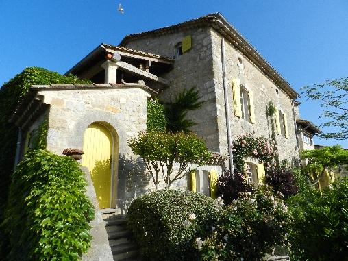 Mas Vacquières Paradis près Pont du Gard