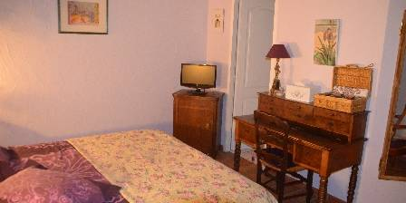 Bed and breakfast Les Mayombes > Chambre Orchidée