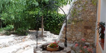 Le Clos Mazerolles Jardin