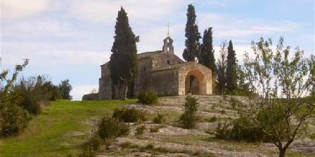 Mazet des Alpilles La chapelle saint Sixte