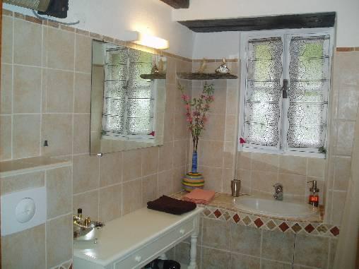Chambre d'hote Corse 2A-2B - Une des 3 salles d'eau